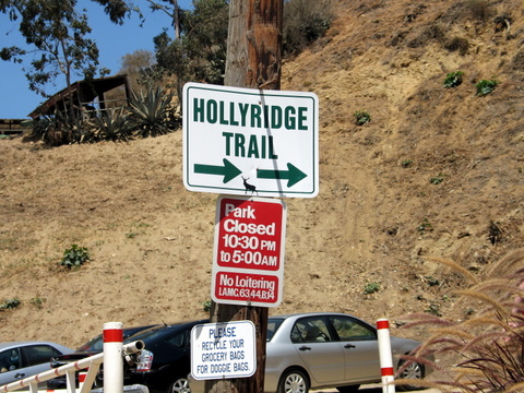 hollyridge trail
