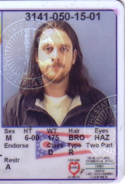 ohio license