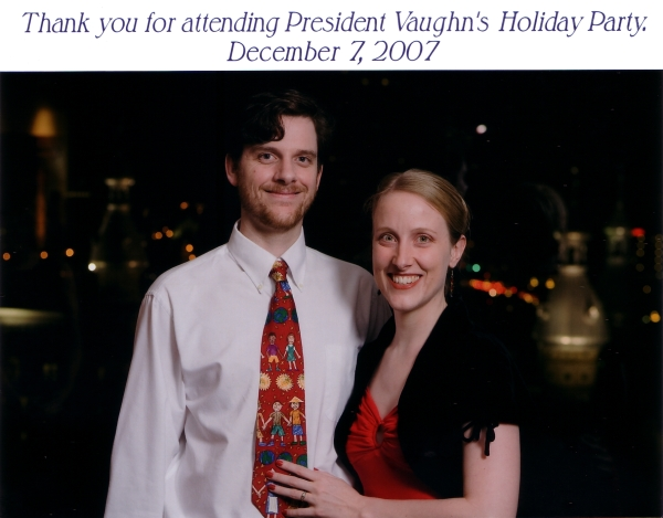 ut holiday party