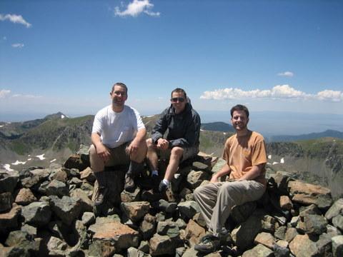 NM-Wheeler Peak