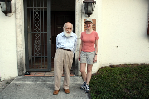 Debi with Randi