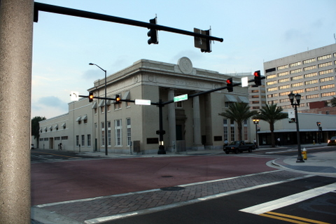 former Clearwater Bank Building