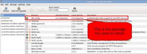automount NTFS - 01.5.5