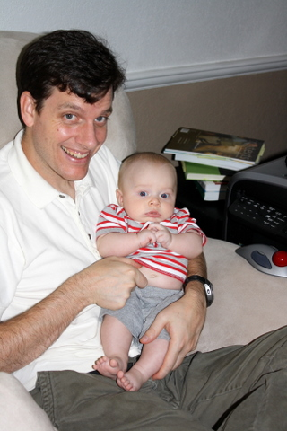 Toren with dad 8-28-2009 6-37-16 PM