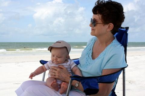 Toren at the beach2 9-13-2009 11-30-40 AM