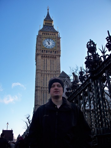 Steve by Big Ben