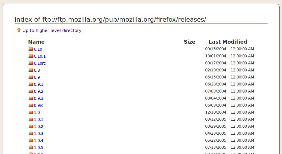 Ubuntu: two versions of Firefox at once – Ryan and Debi & Toren