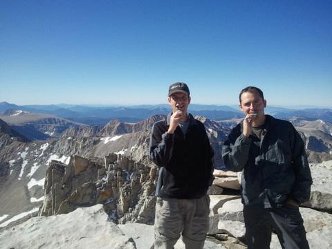 CA-Mount Whitney