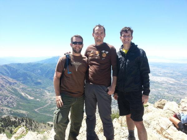 Ben Lomond hike - 2013-06-22T12:17:05