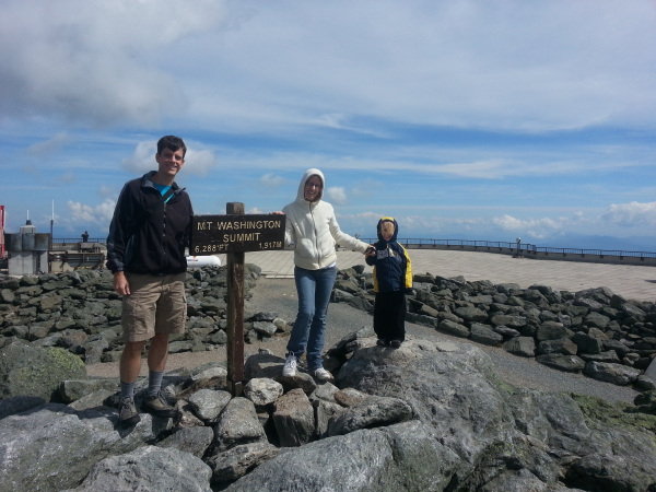 NH-Mount Washington