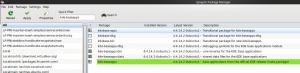 enabling find function in Dolphin in KDE