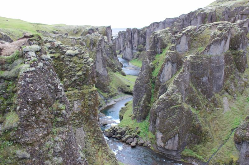 Iceland – Day 3 – Fjadrargljufur Canyon, Vatnajökull ...