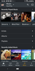 Plex – Syncing Media to Devices