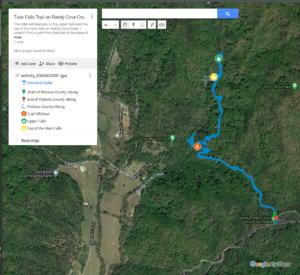 How to Export Garmin Tracks/Activities to Google Maps