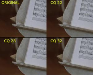 HandBrake – H.265 NVEnc 1080p Ripping Chart and Guidelines